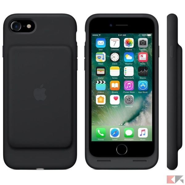 Apple Smart Battery Case - power bank iphone