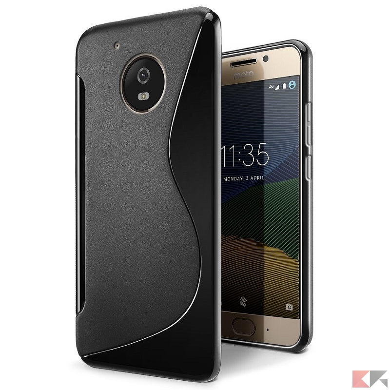 cover Motorola Moto G5 - SLEO