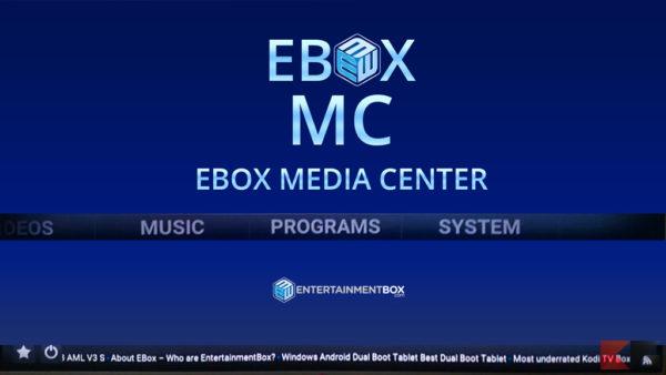 EBMC - Fork Kodi