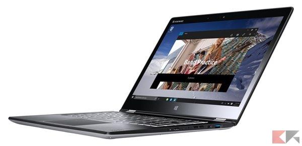 Lenovo YOGA 700 Notebook