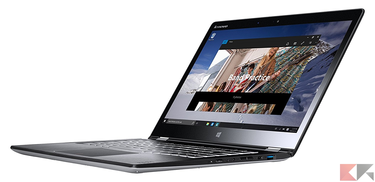Lenovo YOGA 700 Notebook