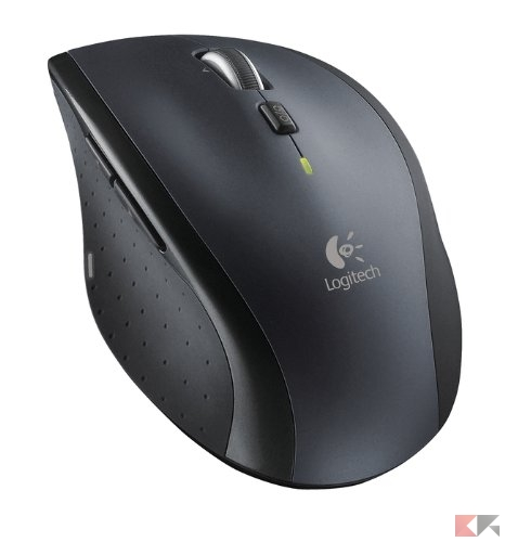 Migliori Wireless Mouse - Logitech Marathon M705