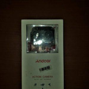 Action Cam Andoer SO91 4K