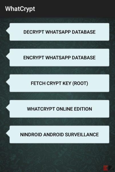 Whatcrypt