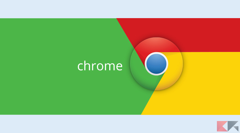 Chrome con virus: rimuovere adware