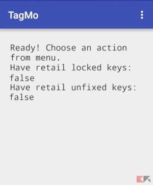 copiare gli Amiibo: TagMo