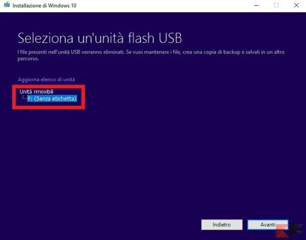 come scaricare ISO Windows 10