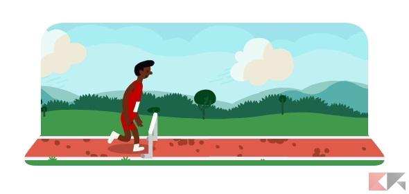 corsa ad ostacoli Google