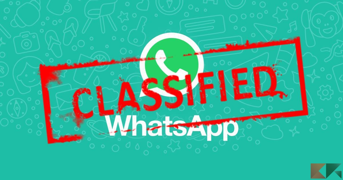 whatsapp come non farsi vedere