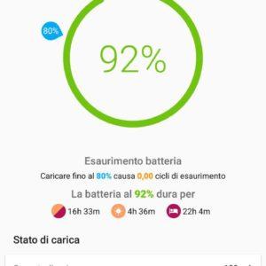 salute batteria