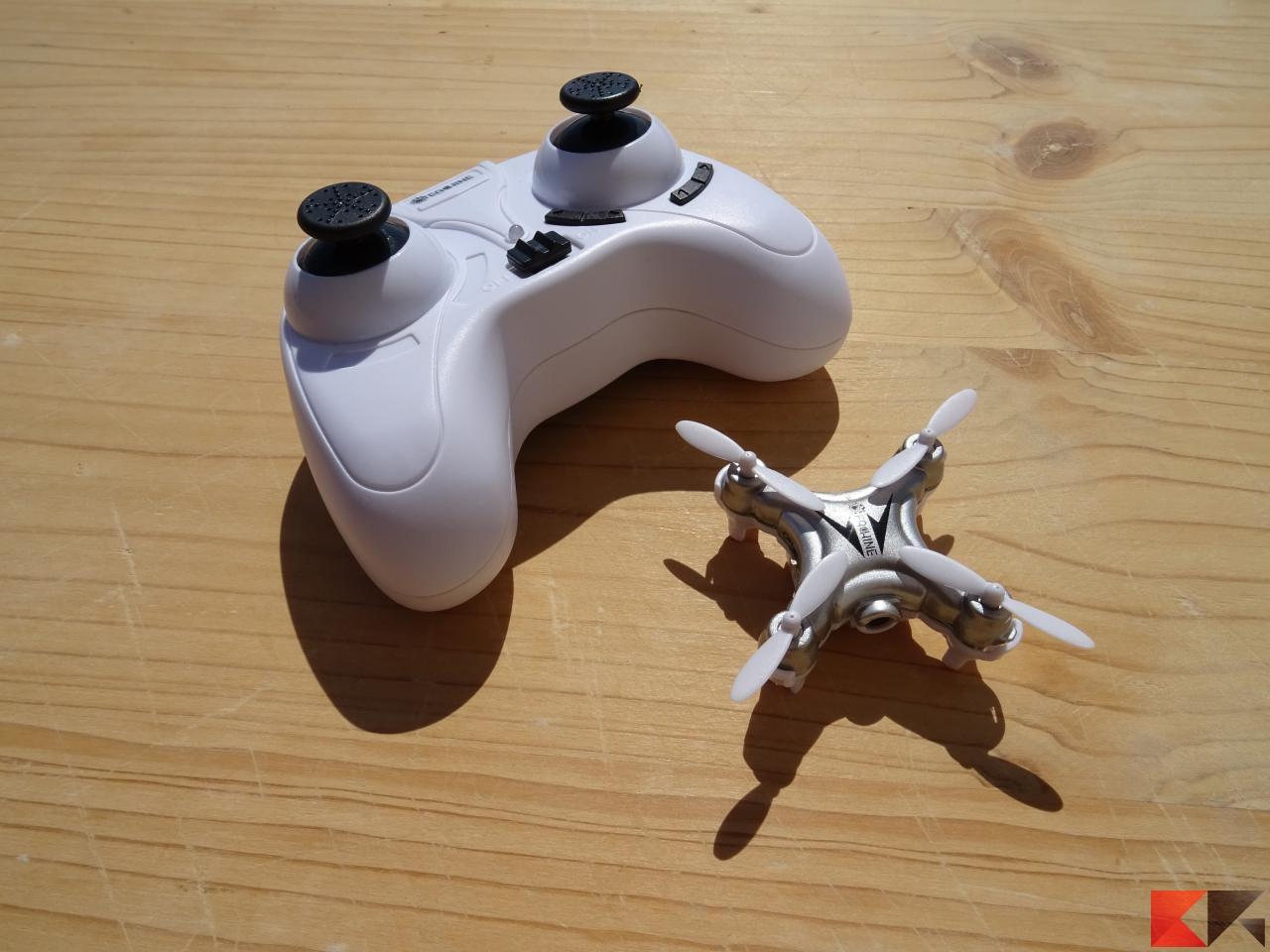 Eachine E10C drone quadricottero