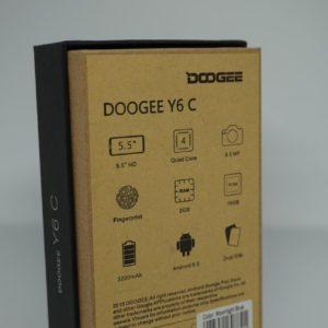 Recensione Doogee Y6C