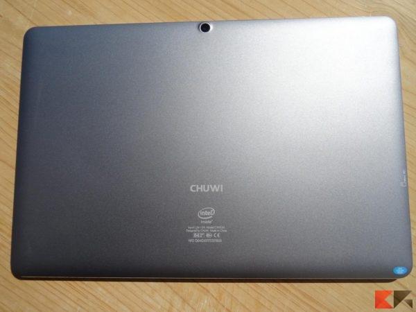 Recensione Chuwi Hi13 tablet 2-in-1 Windows 10