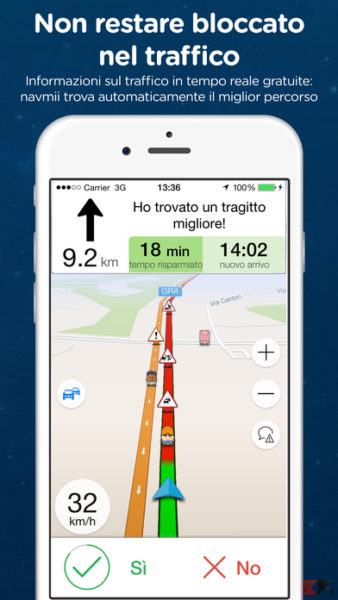 migliori navigatori per iOS