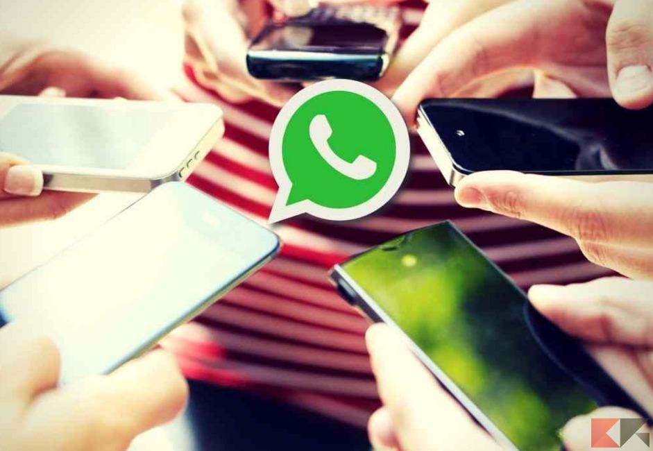 silenziare gruppi whatsapp