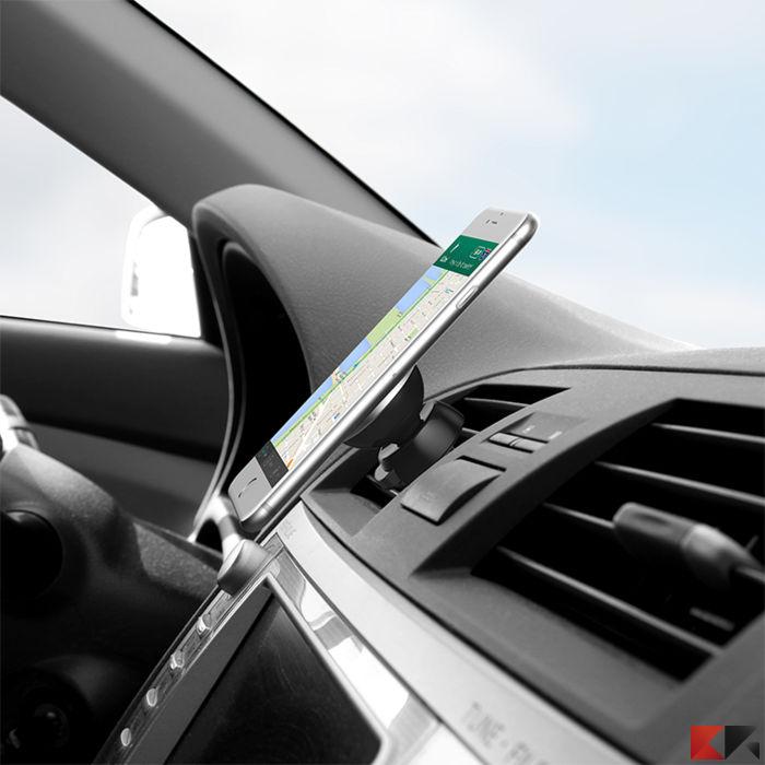 supporto auto per smartphone