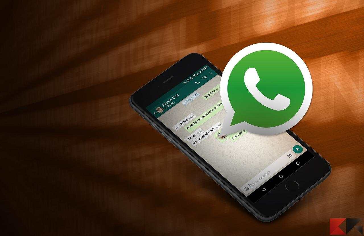 Come rimuovere l'ultimo accesso su WhatsApp