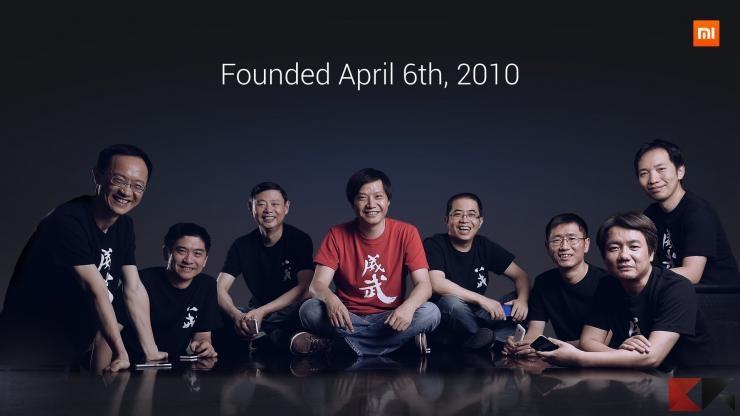 xiaomi la apple cinese fondata il 6 aprile 2010
