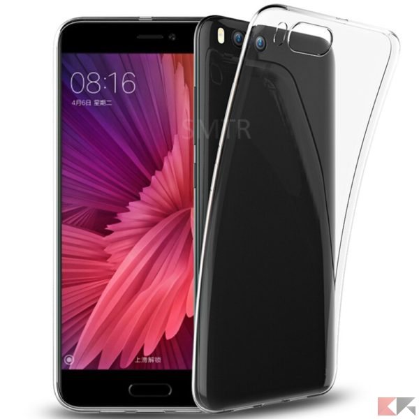 cover per Xiaomi mi6
