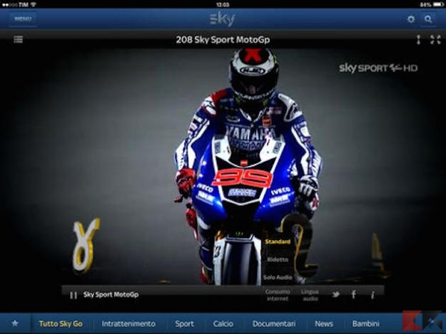 streaming moto gp come vedere le gare chimerarevo. Black Bedroom Furniture Sets. Home Design Ideas