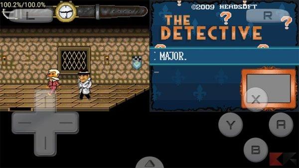 Emulatore NDS: Drastic DS