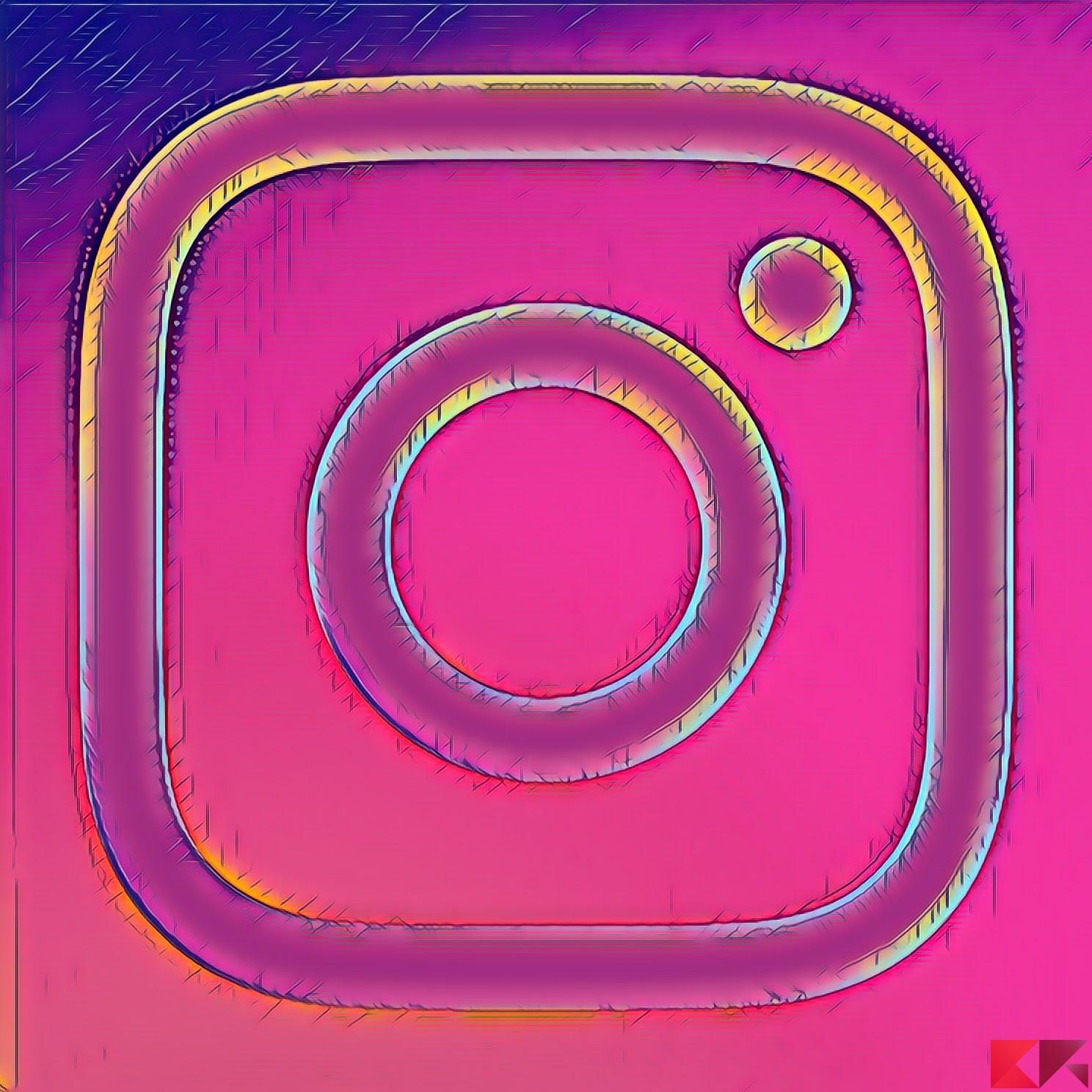 account multipli su instagram