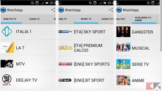 sky calcio streaming gratis