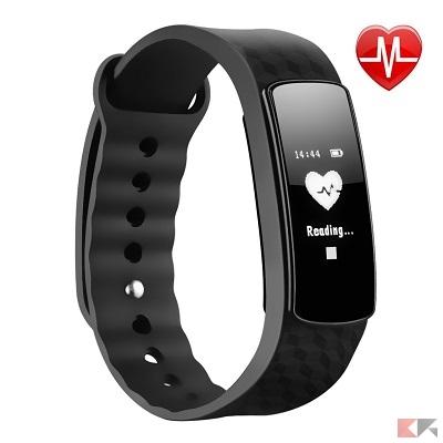 codici sconto Mpow braccialetto intelligente fitness