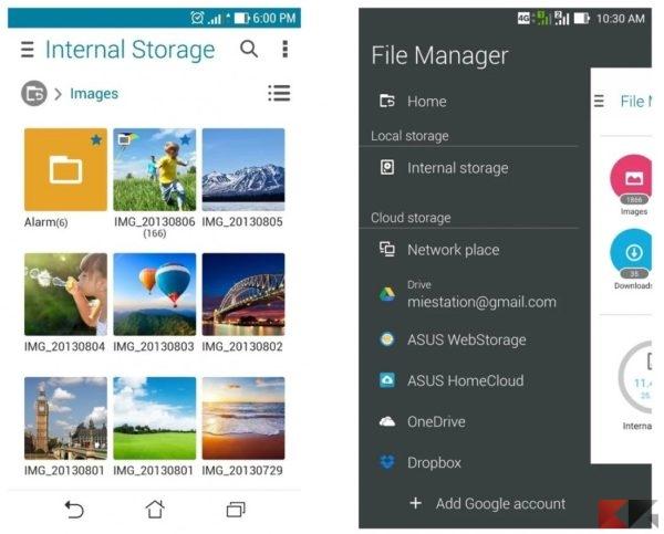 migliori file manager: File Manager (File Explorer)