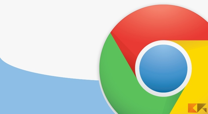 mostrare barra preferiti Google Chrome