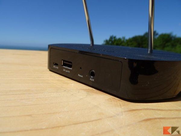 Noontec Hammo TV Cuffie Wireless Bluetooth