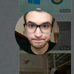 videomessaggi telegram