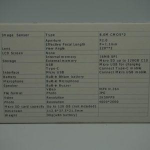 Recensione Andoer A360I