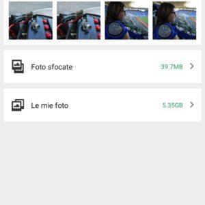 Tenere Android Pulito