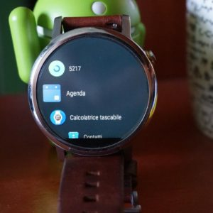 Android Wear 2.0 Moto 360 2015