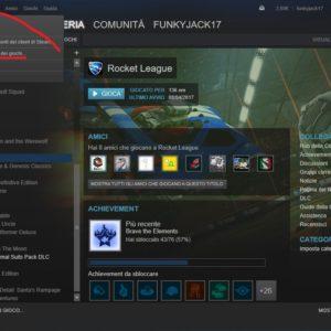 Backup Steam