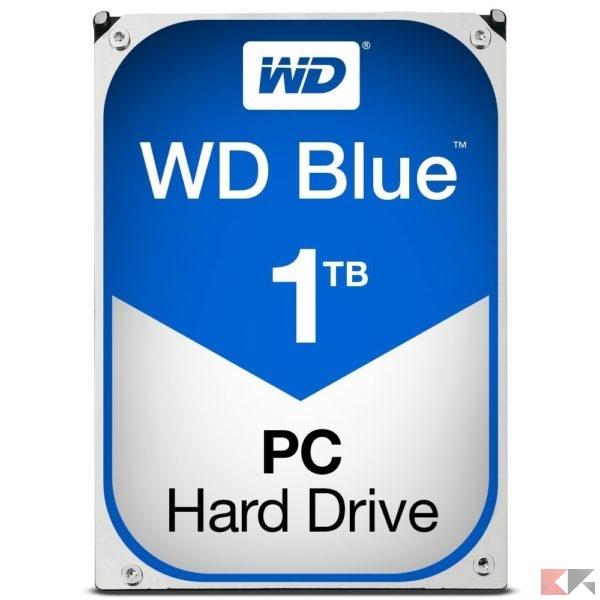 Western Digital Cavier Blue