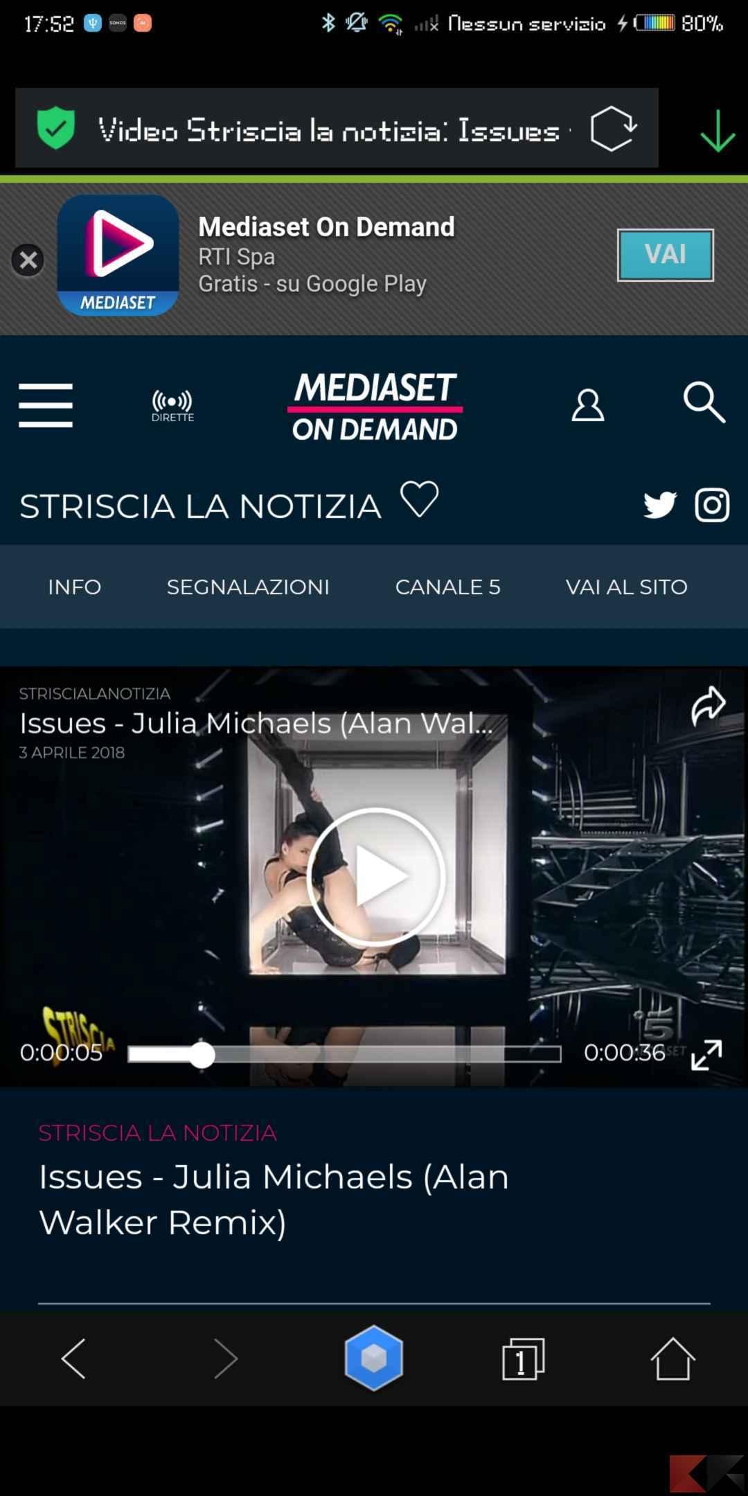 Download Mediaset Play per Android gratis - Nuova versione ...