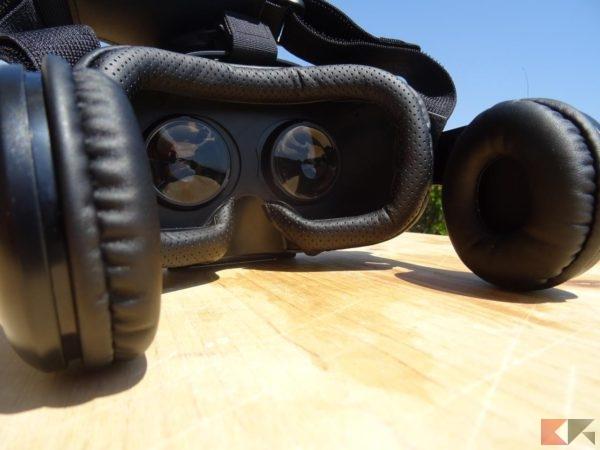 VR Spectator Sound 4smarts - visore VR