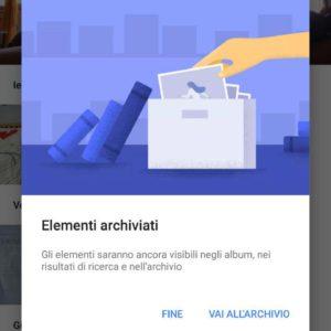 Archivio Google Foto