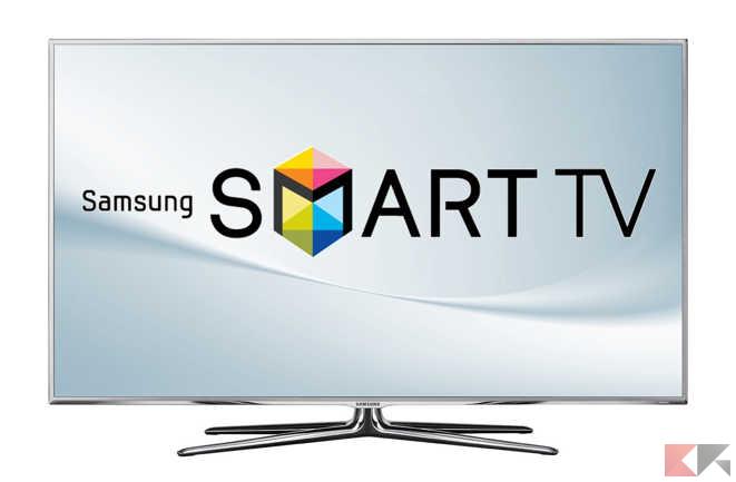 Smart TV non si collega a Internet
