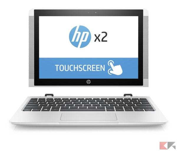 HP x2 - 10-p003ng
