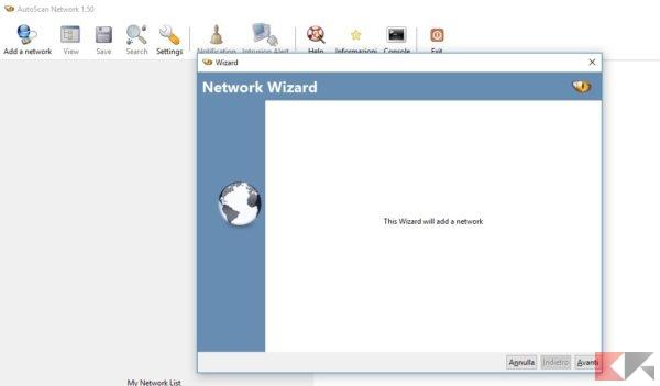 Scoprire chi è connesso alla nostra rete Wi-Fi