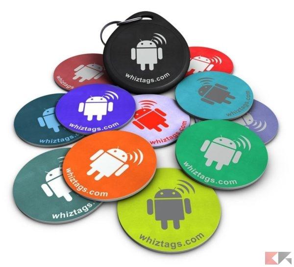 tecnologia NFC: cos'è e come funziona connettività NFC - Tag NFC