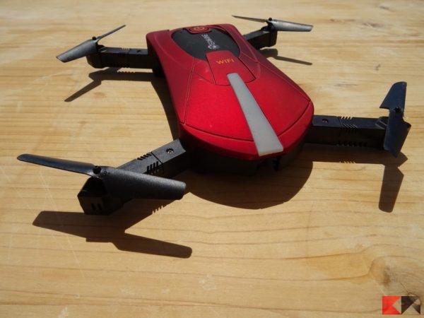 drone Eachine E52 quadricottero