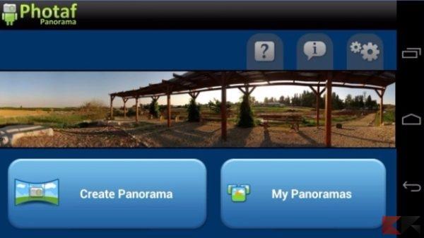 photoaf panorama
