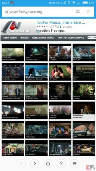 siti migliori per condividere video su Whatsapp