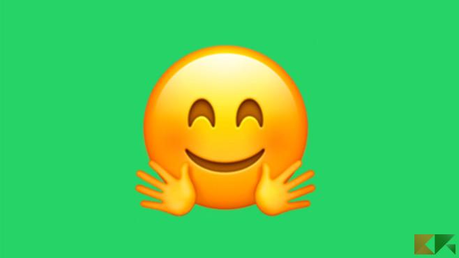 Smiley Mit Händen Bedeutung