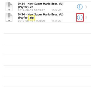 Nds4ios: emulatore Nintendo DS per iOS (no Jailbreak