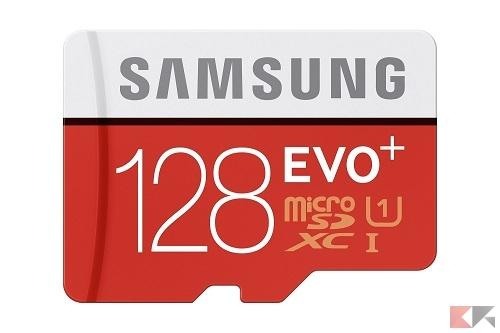 Samsung Evo Plus - MicroSD 128 GB: guida all'acquisto
